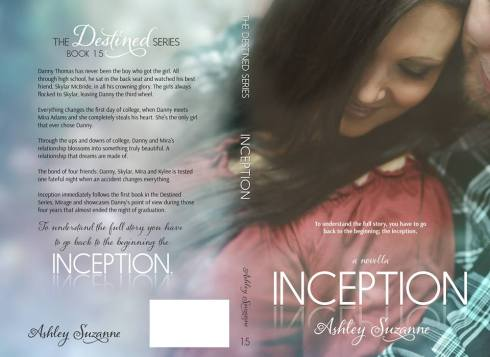 Inception New Cover