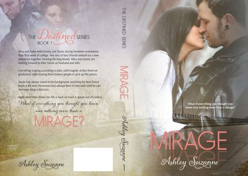 Mirage new cover