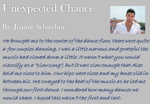 unexcepted chance  Blog Tour Teaser 2